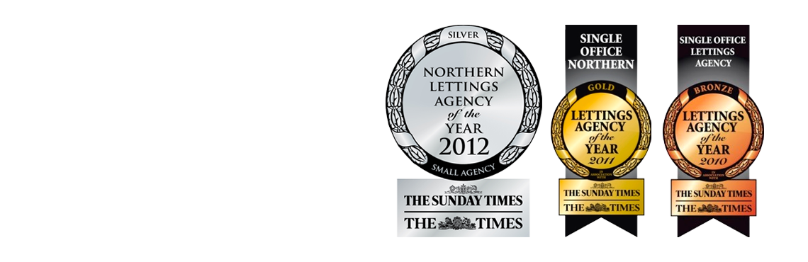 Single Office Lettings Agency Bronze and Gold 2010 and 2011