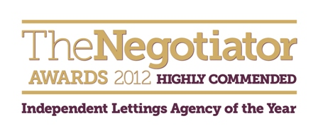The Negotiator Awards 2012 Highly Commended