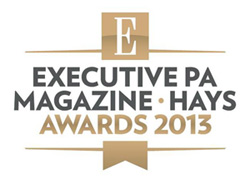 Executive PA Awards 2013